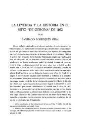 LA LEYENDA Y LA HISTORIA EN EL SITIO