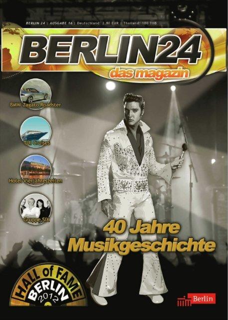 Berlin 24 Das Magazin Ausgabe 16