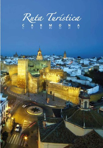 Ruta Turística - Turista virtual de Carmona. - Ayuntamiento de ...