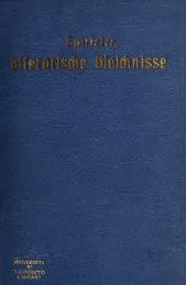 Literarische Gleichnisse - Index of