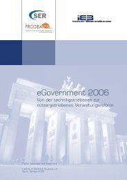 Download Studie E-Government als PDF - manage it