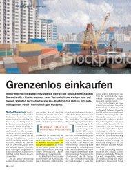 Grenzenlos einkaufen Global Sourcing. - Struktur Management ...
