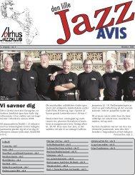 den lille Jazz AVIS - Aarhus Jazzklub
