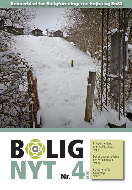 Beboerblad for Boligforeningerne Højbo og Bo83 - Boligkontoret ...