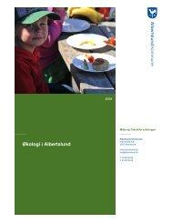 Økologi i Albertslund - Green Cities