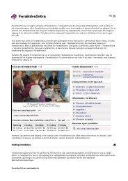 20080415 ForældreIntra for lærere - Skoleporten Gl. Lindholm Skole