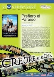 Creure en el cinema 1 - Bisbat de Sant Feliu de Llobregat