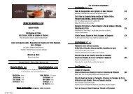 Menu Des Granges à 28€ Menu Du Chef à 45€ Menu Dégustation à ...