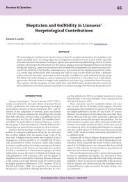 HB 2012-02 Capa.indd - Sociedade Brasileira de Herpetologia