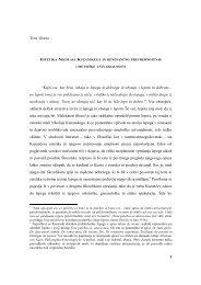 Renesančna estetika in filozofija Nikolaja Kuzanskega