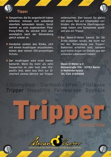 Tripper - Mann-O-Meter