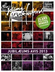 jubilæums avis 2013