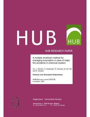 HUB RESEARCH PAPER
