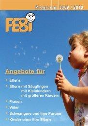 FEBi Programm 2009 / 2010 - Mariannen-Hospital Werl