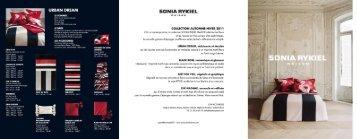 télécharger le dossier de presse - sonia rykiel | maison