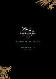 DOSSIER DE PRESSE - Buddha-Bar Hotel Paris