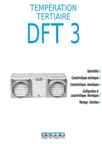 DFT 3 xp - Aldes