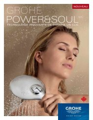 GROHE Power&SoulMC