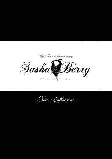 Télécharger notre Catalogue - Sasha Berry