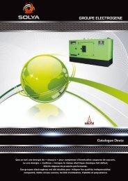 Télécharger notre plaquette DEUTZ - Solya Energie