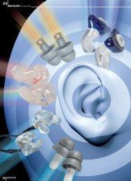 Comparatif de protections auditives pour musiciens. - Les oreilles