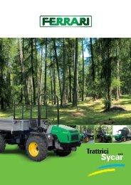 Trattrici Sycar - Lulli Macchine Agricole