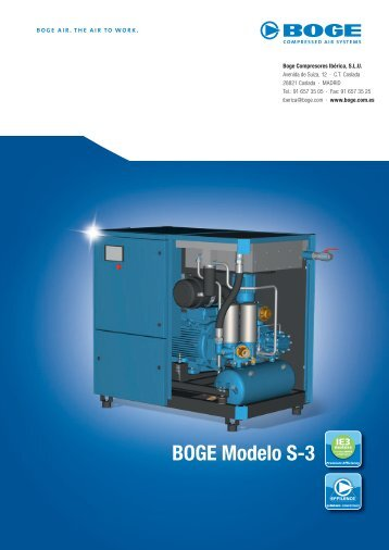 BOGE Modelo S-3