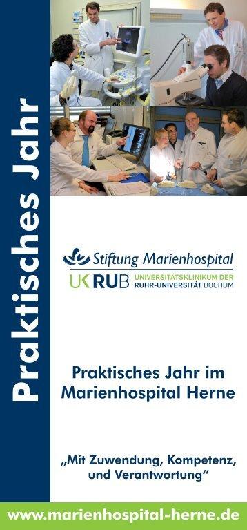 PJ - Marienhospital Herne