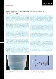 standard di precisione - Biomax