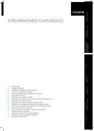 STRUMENTARIO CHIRURGICO - Biomax
