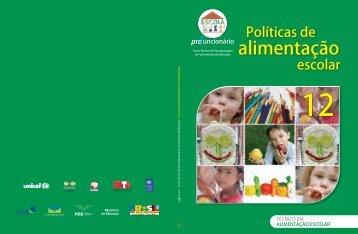 Técnico em Alimentação Escolar - Portal do Professor - Ministério ...
