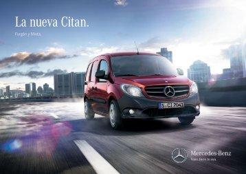 Descargar el catálogo de la Citan Mixta (PDF) - Mercedes-Benz ...