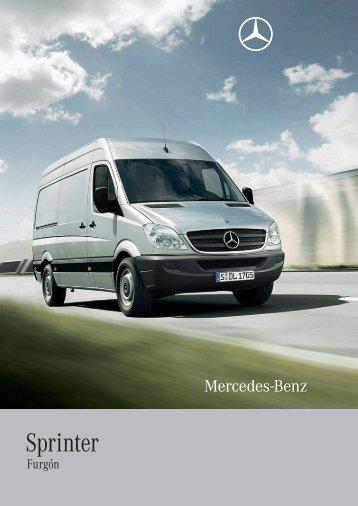 Sprinter - Mercedes-Benz España