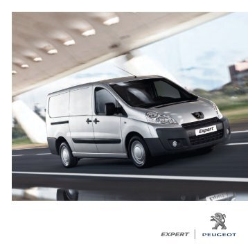 Catálogo del EXPERT Peugeot Conoce todo sobre el