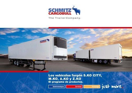 2 x faros traseros Schmitz Europoint 2 remolques camiones