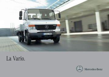 La Vario. - Mercedes-Benz España