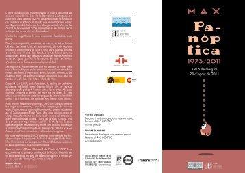 Del 5 de maig al 28 d'agost de 2011 - Asociación Internacional de ...