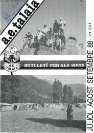 AE Talaia BRC19880700_221 - Biblioteca del Centre Excursionista ...
