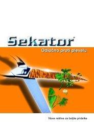SEKATOR prospekt SLO 2004.qxd - Bayer CropScience Slovenija