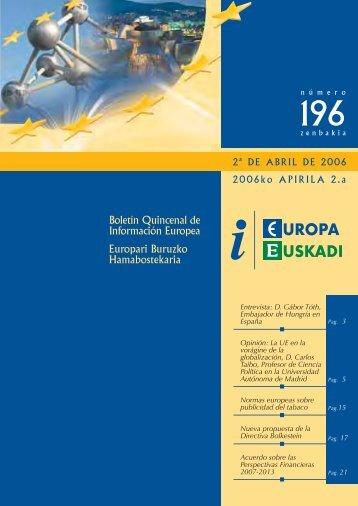 196 - Turismo Euskadi