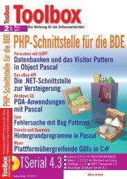 XPrint 1 7 für Delphi 2009 - Index of