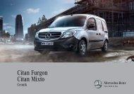 Cennik - Citan Furgon i Mixto (PDF) - Mercedes-Benz
