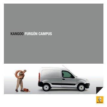 KANGOO FURGÓN CAMPUS - Renault