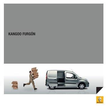KANGOO FURGÓN - Renault