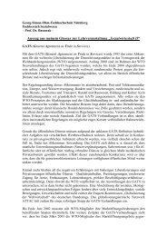 """Auszug aus meinem Glossar zur Lehrveranstaltung """"Sozialwirtschaft II"""""""