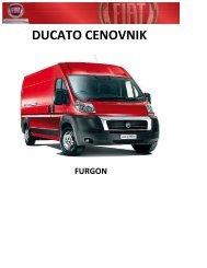 FIAT DUCATO EURO4 - Msd Trade Fiat Vesic