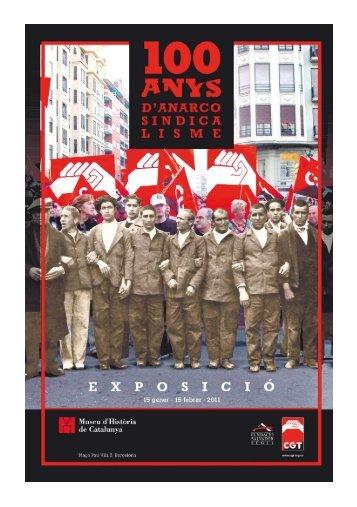 100 ANYS D'ANARCOSINDICALISME Programa - Rojo y Negro