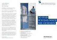 Marketing-Club Bremen – Das Programm