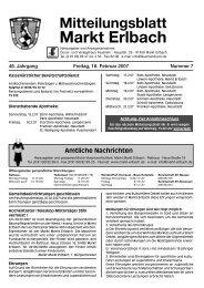 Heft 7-07•V4.indd - Markt Markt Erlbach