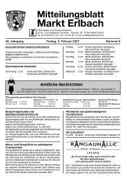Heft 5-07•V4.indd - Markt Markt Erlbach